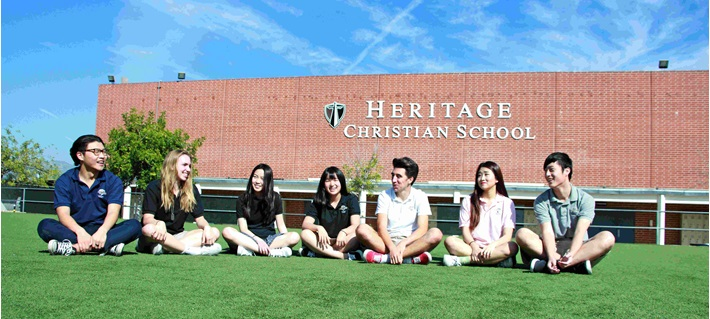 Heritage Christian Private School Claifornia USA