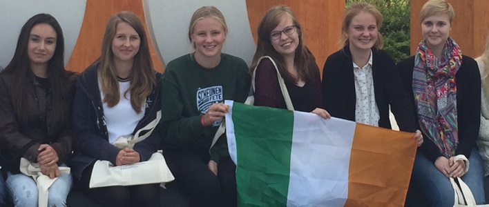 Ireland Students