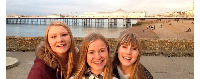 UK Exchange Students Brighton