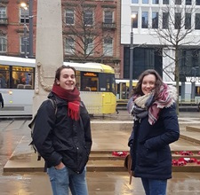 UK Students Manchester