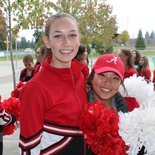 Alberni District Secondary School Cheer