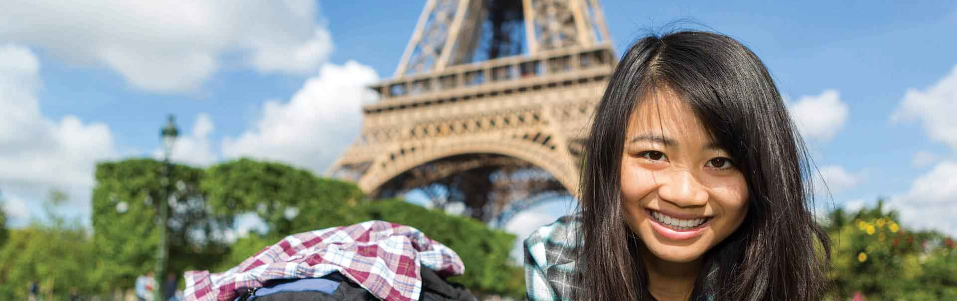 2019 Educatius High School Programs in France for International Students