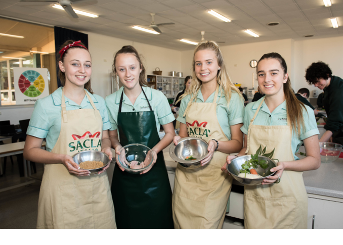 Blackwood High School Public South Australia Australia Students Cooking