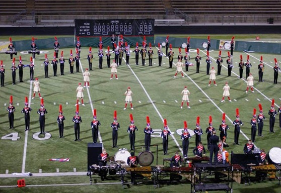 Blue Valley Public Schools Kansas USA Band Gallery 2019
