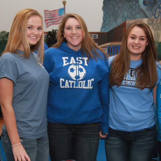 East Catholic High School Connecticut Boarding School USA Students