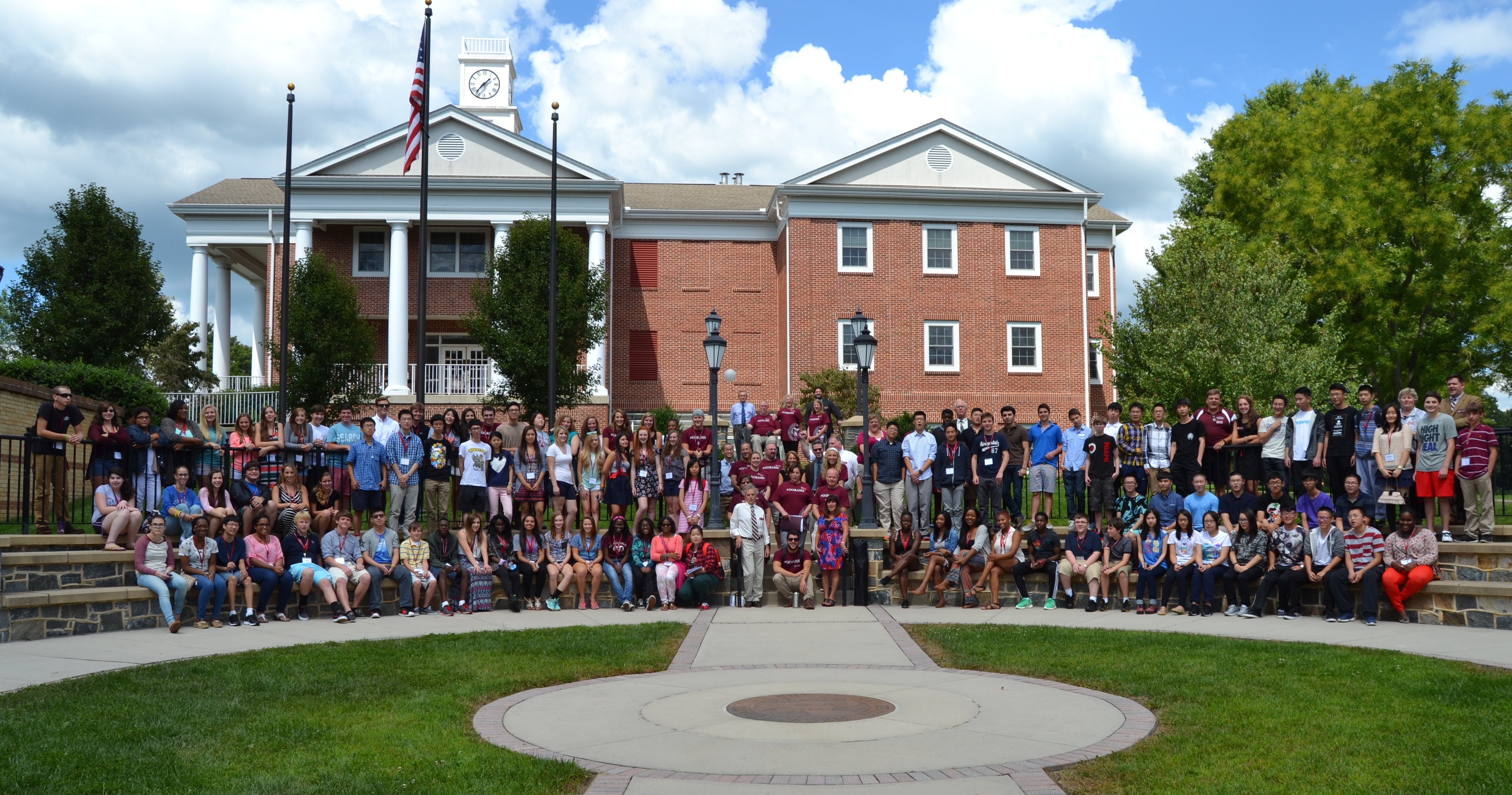 West Nottingham Academy Boarding School 2017 Maryland USA