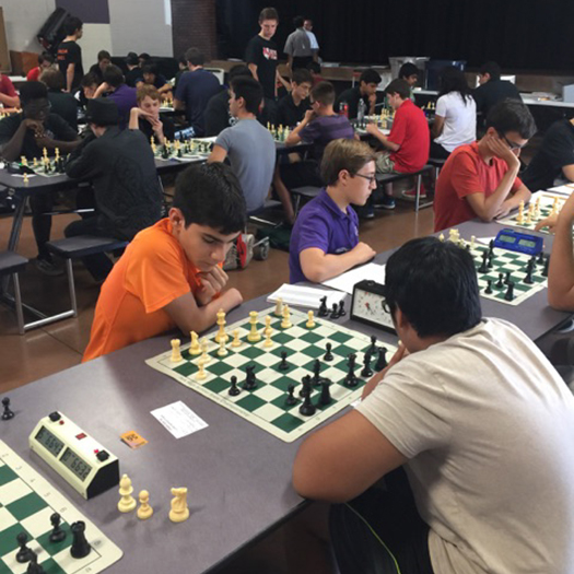 Highley Unified School District Public chess USA